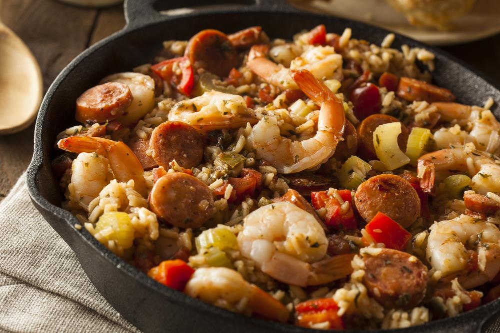receta arroz salchichas