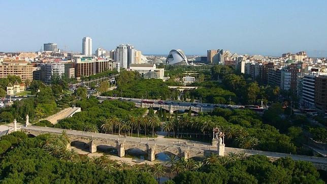Valencia ciudad saludable